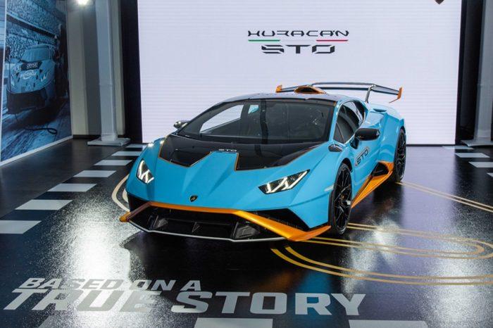 源自賽道犇於公路 全新Lamborghini Huracán STO旋風抵臺