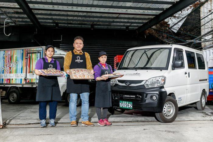 電動餐車e-VERYCA中華菱利外燴車綠能上路