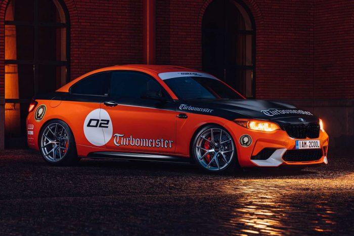 BMW M2 Turbomeister Edition 作為非官方的 M2 CSL 誕生啦!