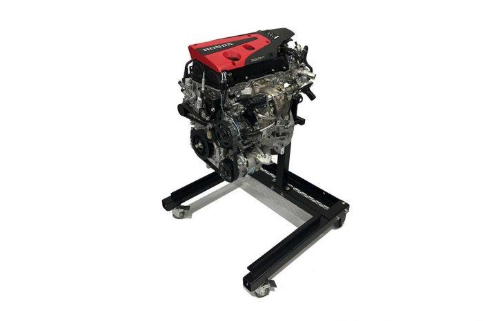 Honda 將在美國銷售 Civic Type R 的引擎給私人客戶!