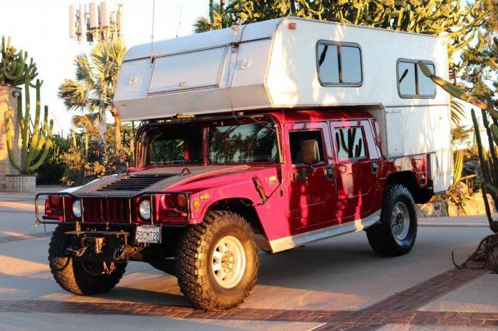 Hummer H1 終極越野探險車