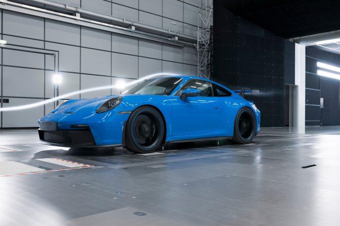 911 GT3源於賽道的極致調校