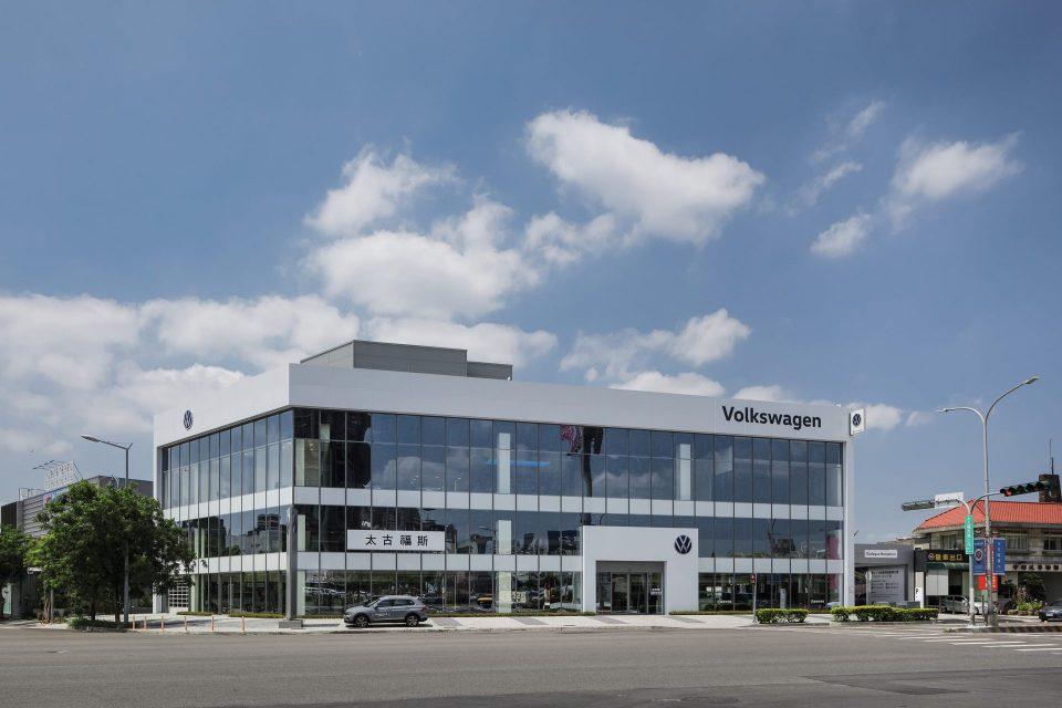 Volkswagen台中五權展示中心正式開幕