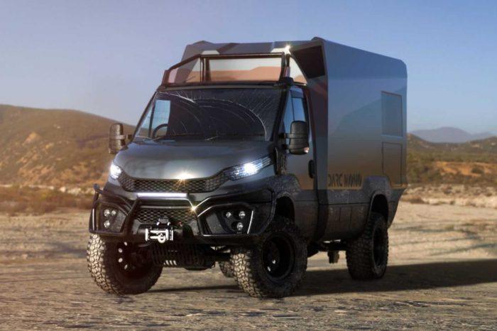 結合達卡和 F1 賽車的元素─新生德製露營車 Darc Mono 發表
