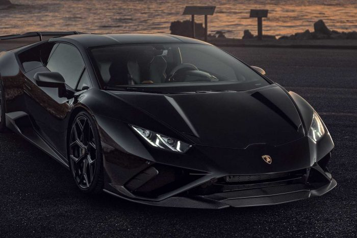 Novitec 改裝出品 Lamborghini Huracan Evo