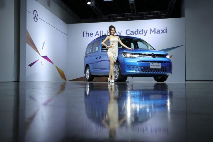 大改款Caddy Maxi 美圖分享