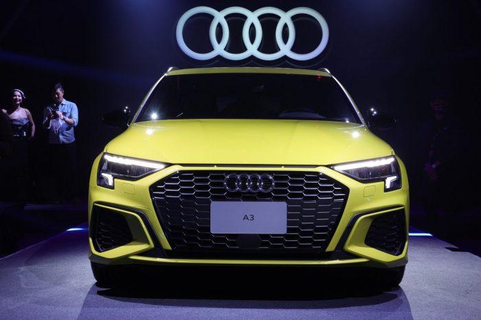 引領風潮 Audi全新A3 Sportback、S3 Sportback美圖分享