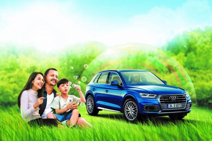 Audi 2021 | 春遊・安心新淨界健檢活動開跑