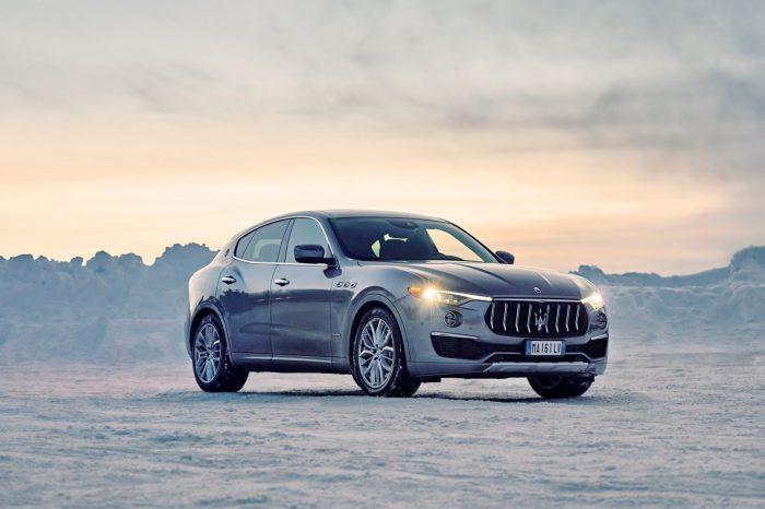 Maserati The new Levante 性能與品味兼具
