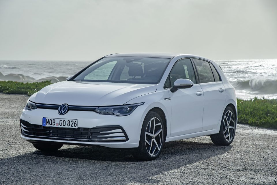 全新Volkswagen The all-new Golf即將風靡台灣
