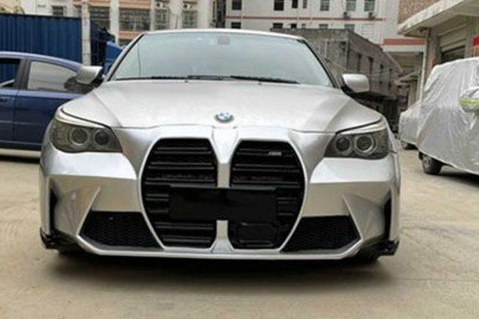BMW E60 的車主想要大鼻孔水箱護罩嗎?機會來了