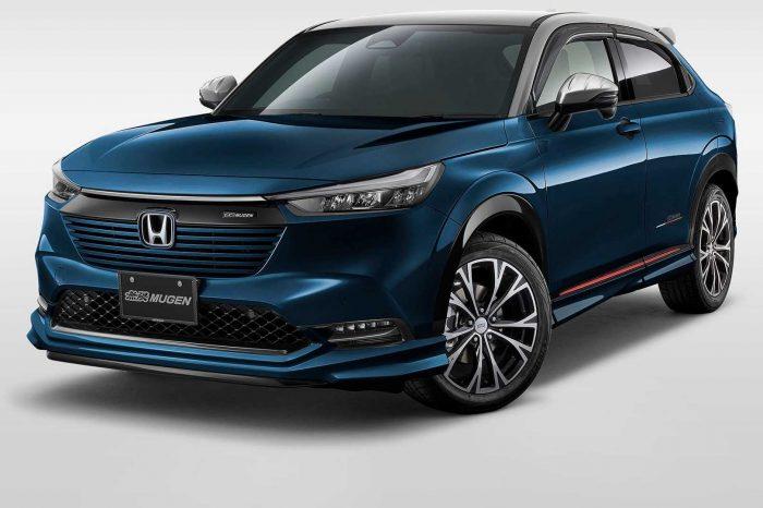 Mugen 加持後的 Honda HR-V 更具魅力了