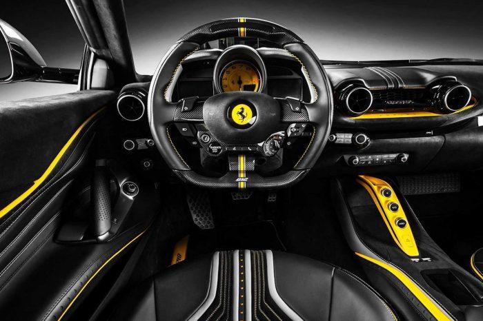 Carlex Design 賦予 Ferrari 812 Superfast 的新內裝更能體現豪華感