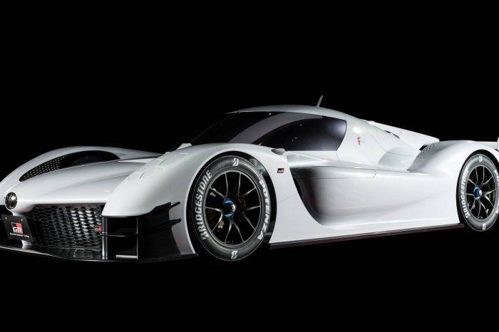 熱身中的 Toyota GR Super Sport 會有著比賽車更大的動力