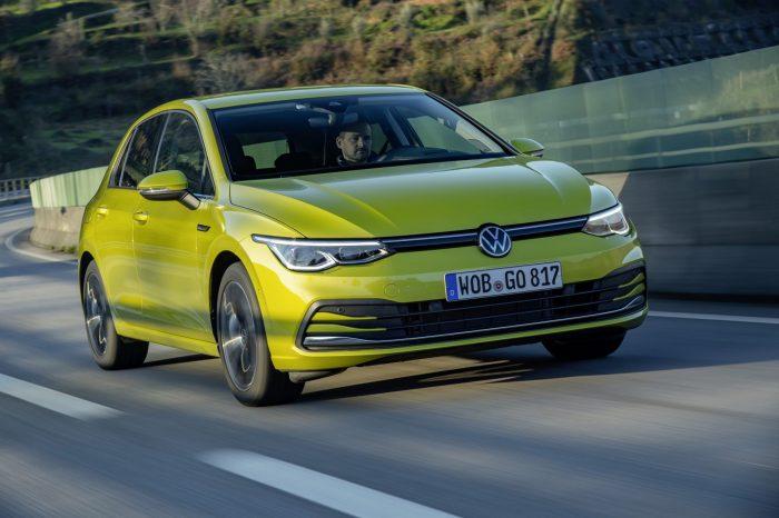 Volkswagen The all-new Golf百萬內進口車級距首選94.8萬起震撼登場