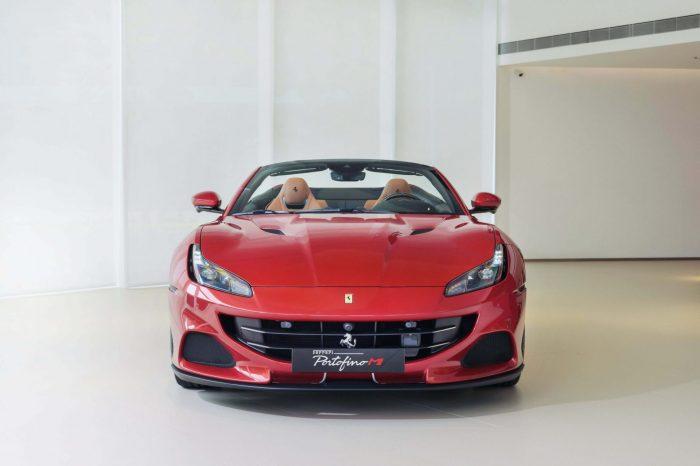全新GT硬頂敞篷跑車Ferrari Portofino M