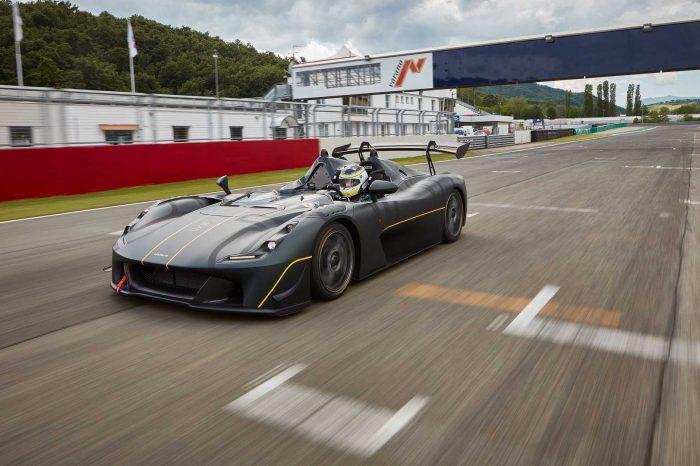 Dallara 發表搭載 Focus RS 引擎的賽道專用戰鬥機器「EXP」
