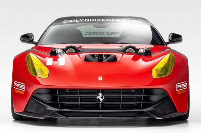 兩具渦輪動力翻倍!暴力改 Ferrari F12berlinetta