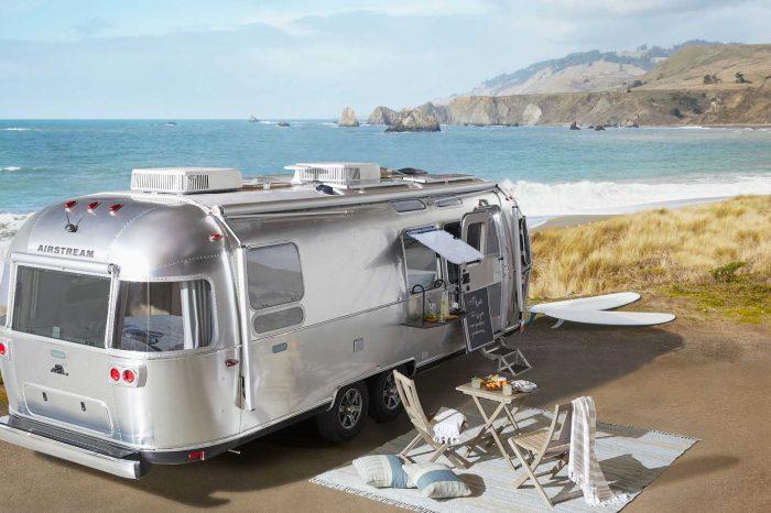 「Airstream x Pottery Barn」兩大頂級品牌聯手打造特別版車屋