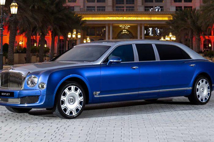 坐擁頂級 Bentley Mulsanne Grand Limousine by Mulliner 的機會來了?