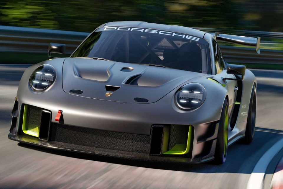 Manthey 25 周年獻禮!Porsche 推出限量版 911 GT2 RS